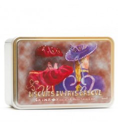 Boîte de biscuits secs 300g