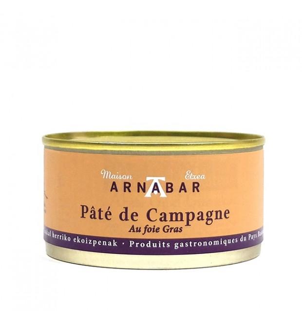 Pâté de campagne 20% Foie gras de...