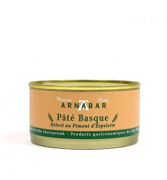 Pâté Basque 190g