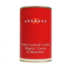 1/2 Canard Confit