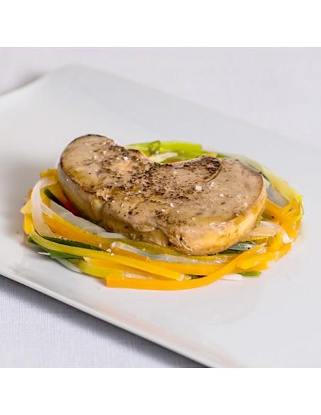 Foie gras de canard frais