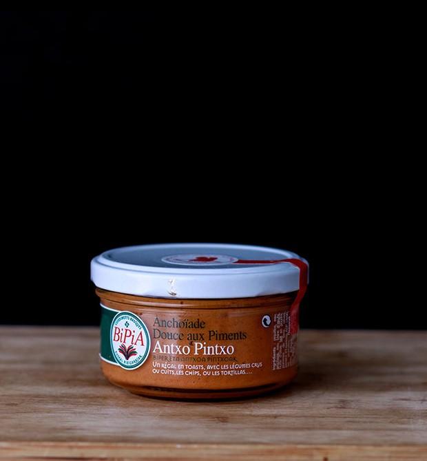 Anchoïade aux piments - Antxo Pintxo...