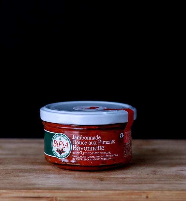 Jambonnade aux piments - Bayonnette 130g