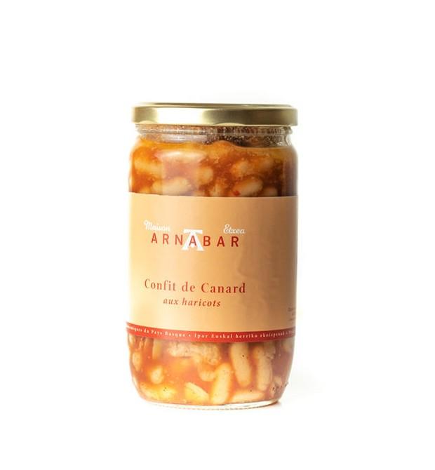 Confit de Canard aux Haricots...