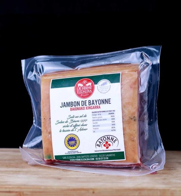 1/4 Jambon de Bayonne IGP - 900g