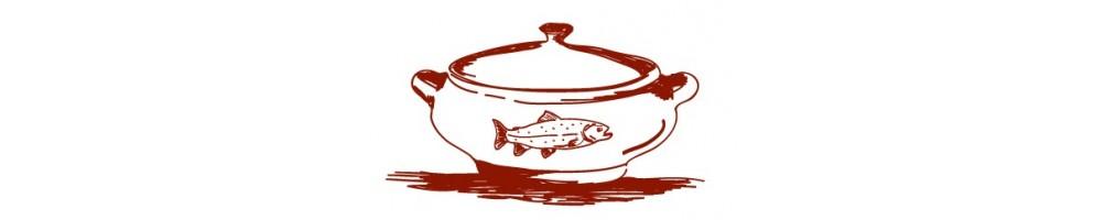 Produits à base de poisson