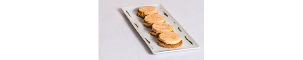 Blocs de foie gras